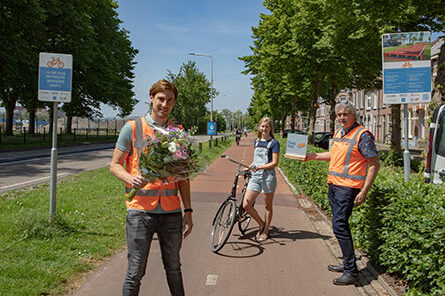 News from our pilot project in Zwolle